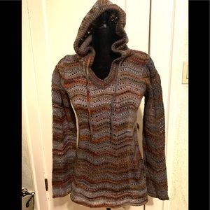 Royal Robbins lightweight Sophia hooded sweater